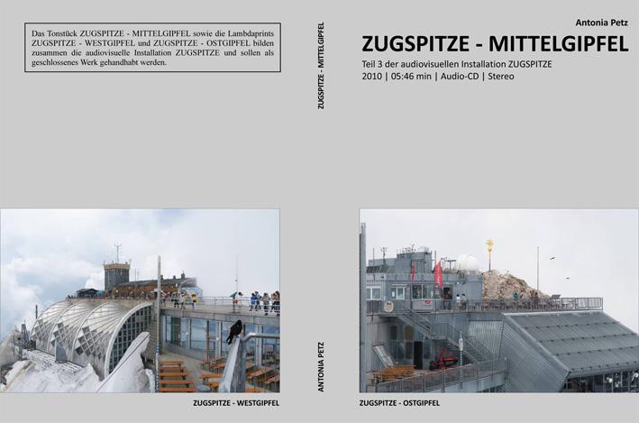 Zugspitze-Mittelgipfel