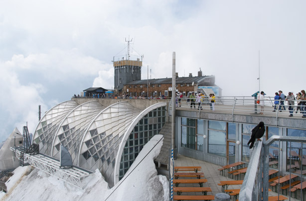 Zugspitze-Westgipfel